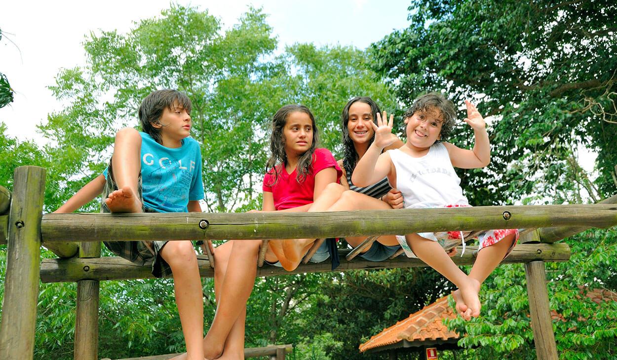 Recanto Alvorada Eco Resort | Lazer para crianças