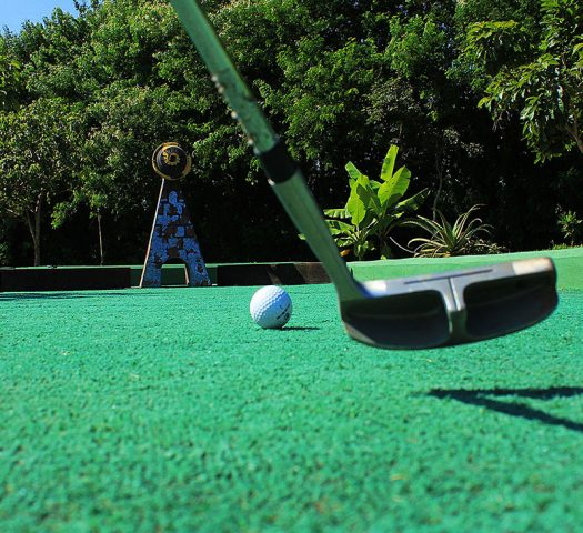 Recanto Alvorada Eco Resort | Mini campo de golf
