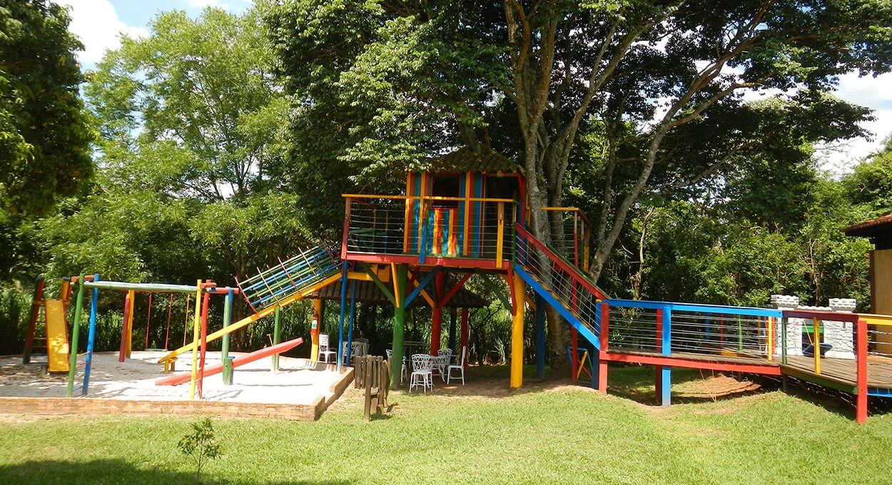 Recanto Alvorada Eco Resort | Playground