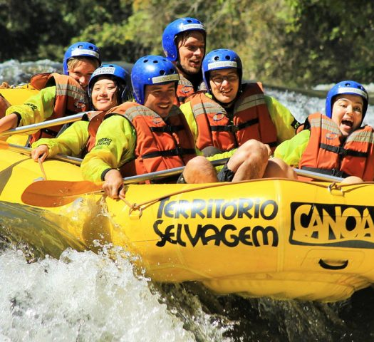 Rafting em Brotas | Recanto Alvorada Eco Resort