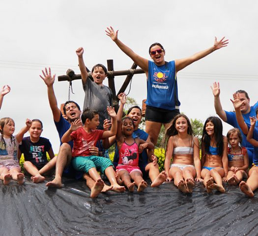 Recreação infantil | Recanto Alvorada Eco Resort