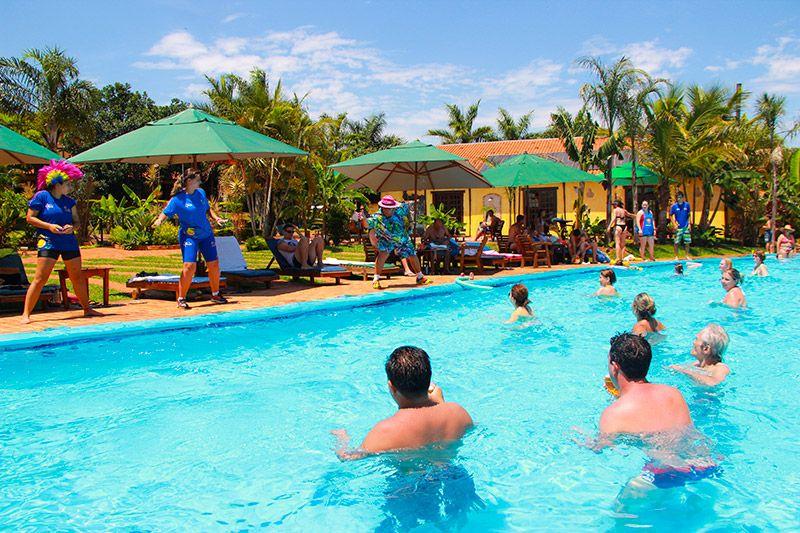 Hotel fazenda no Interior | Recanto Alvorada Eco Resort