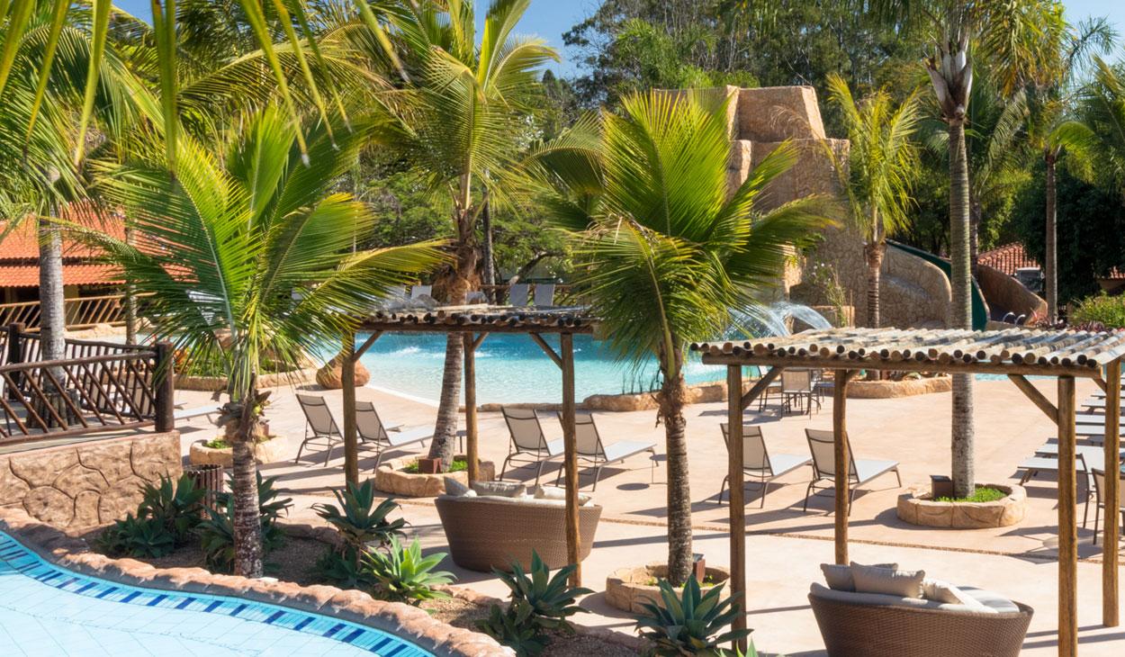 Recanto Alvorada Eco Resort | Beach Pool